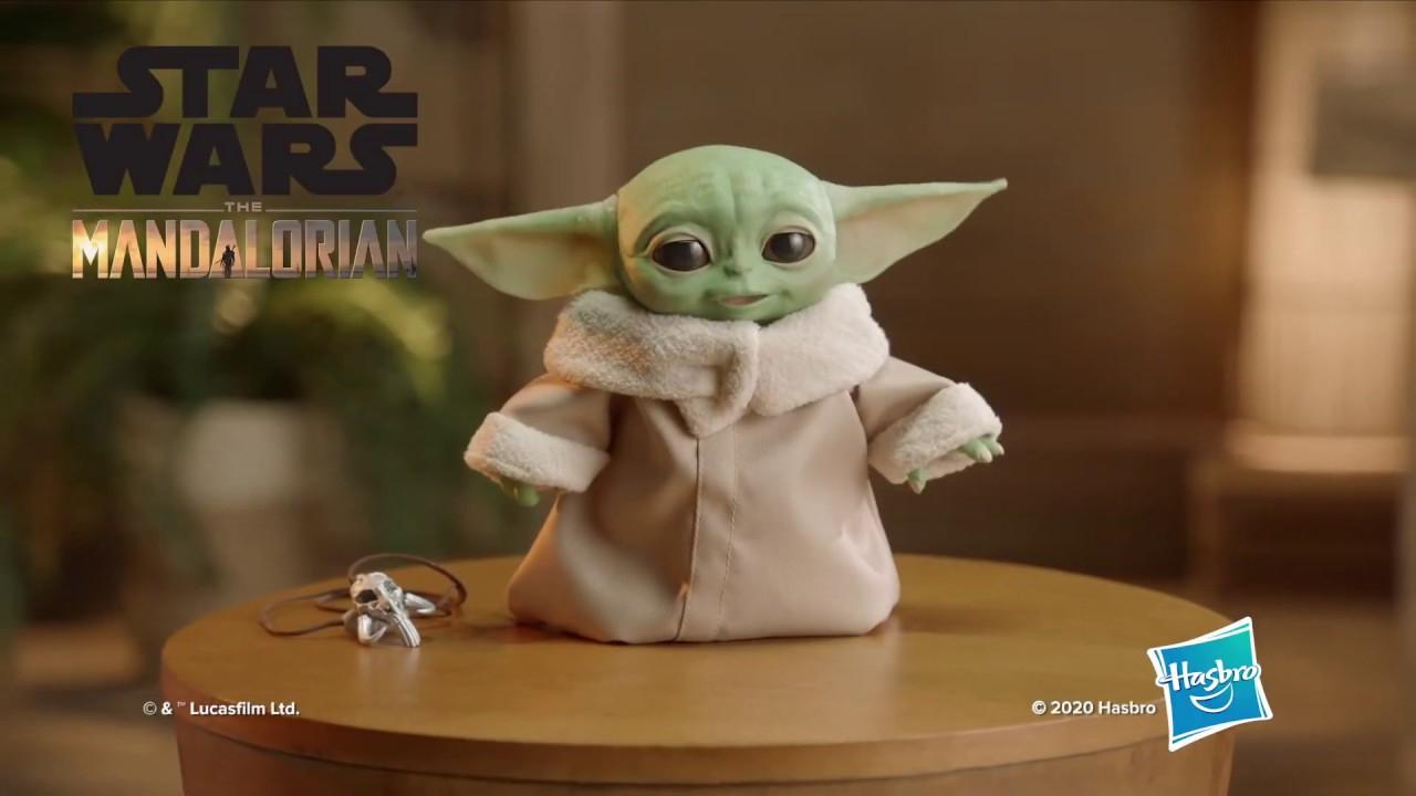 Walmart: Baby Yoda Electronico - Preventa