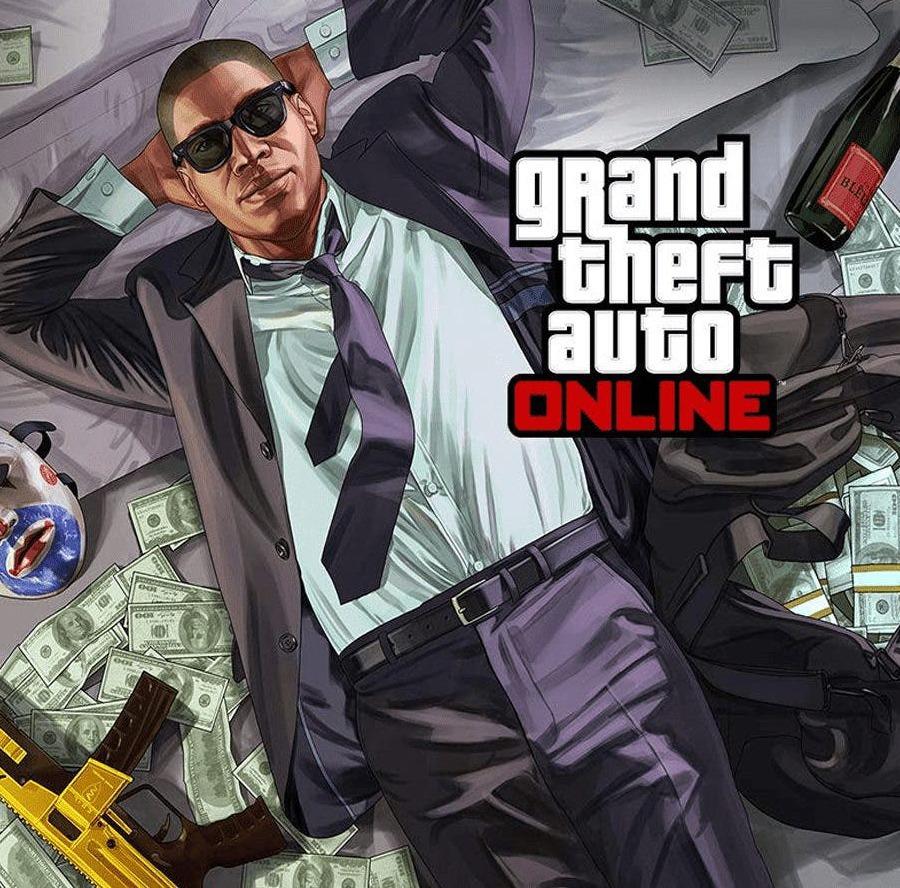 GTA On Line: 1,000,000 GTA$ por Iniciar Sesión [PS4/ Xbox One / PC]