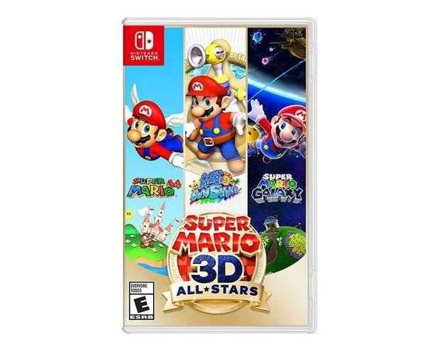 Elektra (Mercado Pago; Banamex) Varios Juegos Nintendo Switch (Super Mario 3D All Stars, Animal Crossing etc) MSI