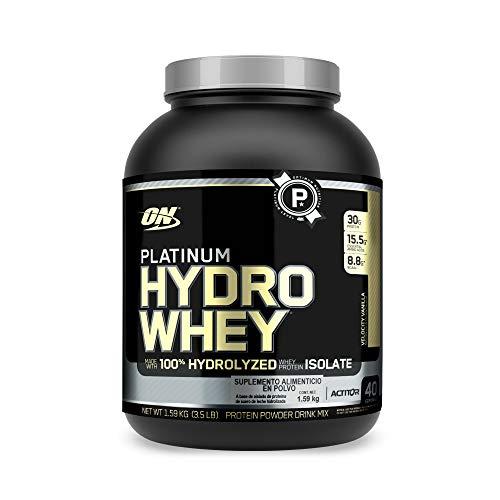 Amazon: Optimum Nutrition - PLATINUM - Proteina de Suero Aislada e Hidrolizada