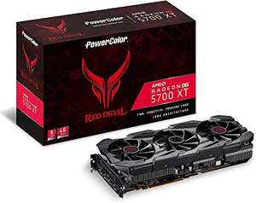 Amazon: PowerColor Red Devil AMD Radeon RX 5700 XT 8GB AXRX 8GBD6-3DHE/OC - Segunda mano