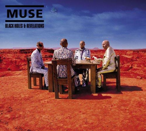 Amazon: CD de Muse - Black Holes & Revelations a $93