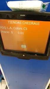 Kit L.A. Colors - chedraui Mundo e