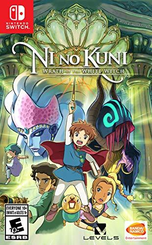 Amazon: Ni No Kuni: Wrath Of The White Witch