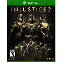 Sanborns: Xbox One Injustice 2 Legendary