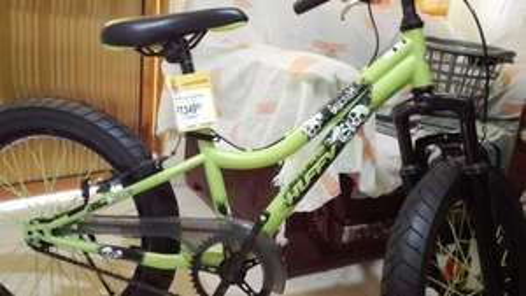 Walmart Unidad Santa Inés: bicicleta Huffy a $1,349.01
