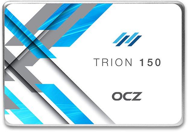 Amazon: Disco Duro Sólido OCZ Storage Solutions Trion 150 SSD 120Gb