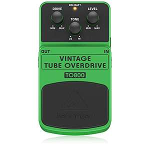 Amazon: Overdrive Behringer