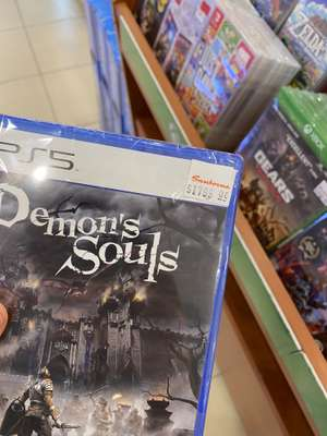 Sanborns: Demon Souls