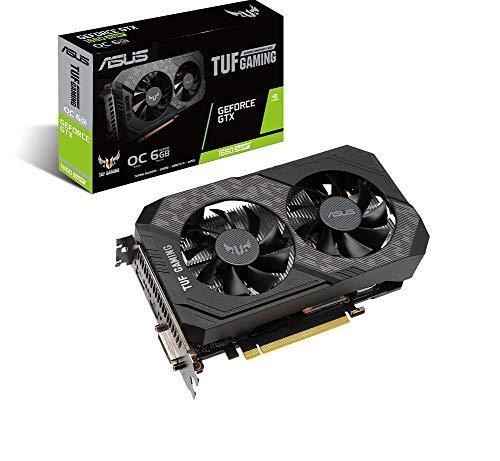 Amazon: Asus Tarjeta De Video NVIDIA GeForce GTX 1660 Super Edición OC 6GB GDDR6