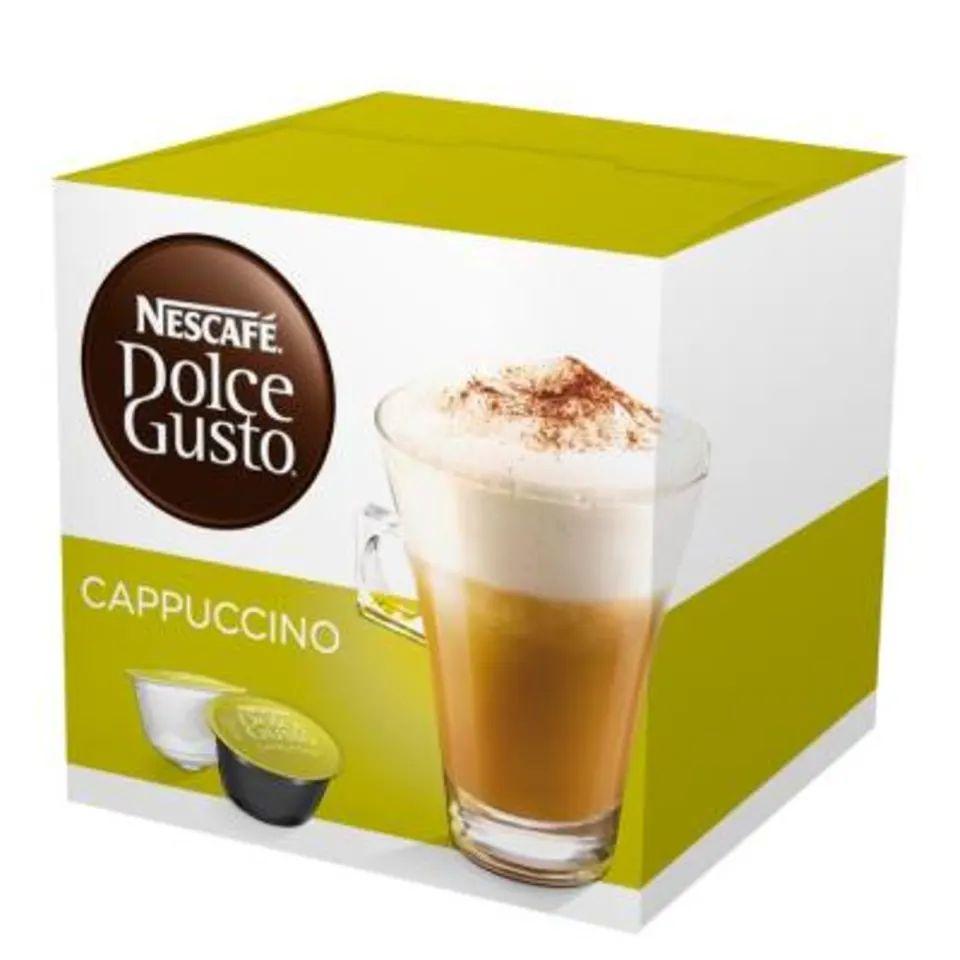 Sams Club Plaza Aragón: Nescafé Dolce Gusto 48 Cápsulas Cappuchino, Skinny y Americano