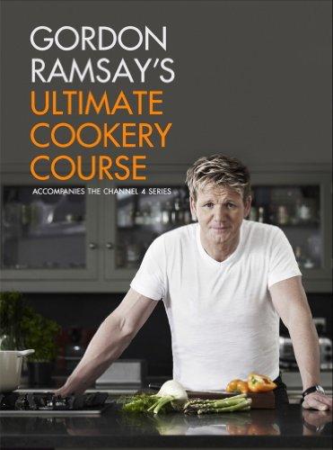 Amazon Kindle: Gordon Ramsay's Ultimate Cookery Course. (Libro de Cocina de Gordon Ramsay en ingles)