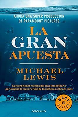 Amazon: La Gran Apuesta de Michael Lewis-Pasta blanda (precio al finalizar el pedido)