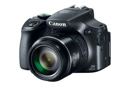 Tienda Canon en línea: PowerShot SX60HS reacondicionada
