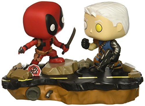 Amazon: Funko Pop Marvel: Comic Moments - Deadpool Vs. Cable