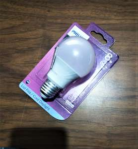 HomeDepot: Foco LED Philips de 8w de consumo 60 w