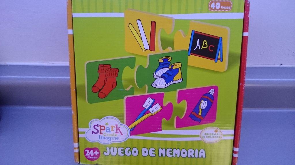 Walmart Domingo 10: Juego de Memoria $25.01