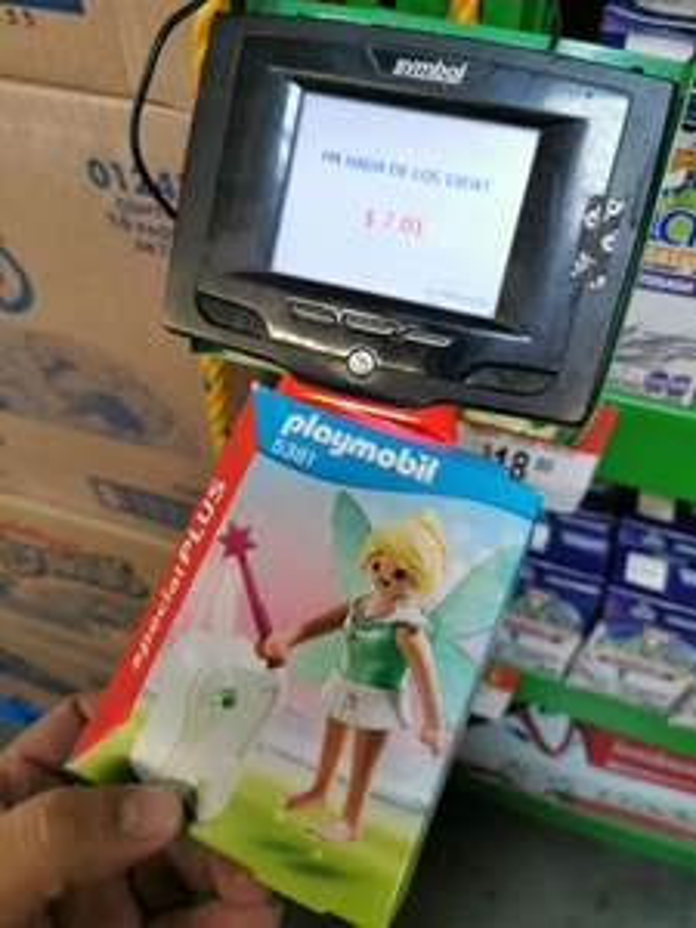 Bodega Aurrerá: Playmobil en liquidación