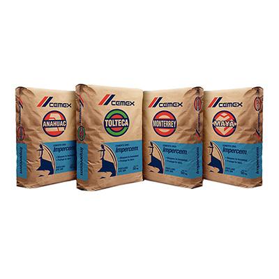 Home Depot: Cemento Tolteca IMPERCEM 50KG 5x4 (precio comprando 5)