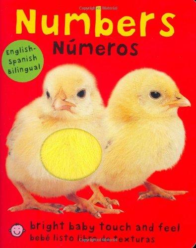 Amazon: Libro Numbers Números (Baby Bilingual)