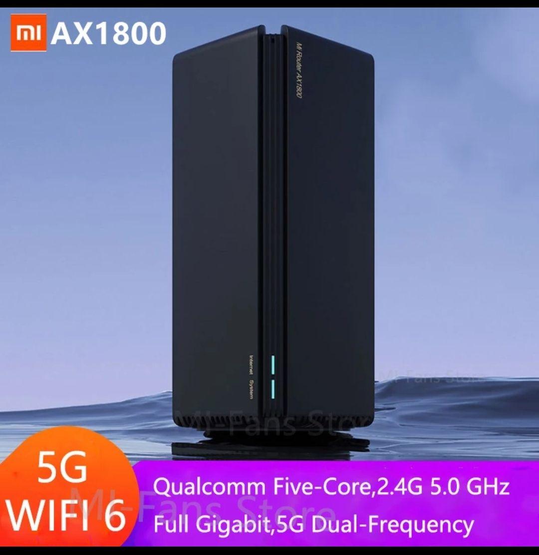 AliExpress: Xiaomi-enrutadorAX1800