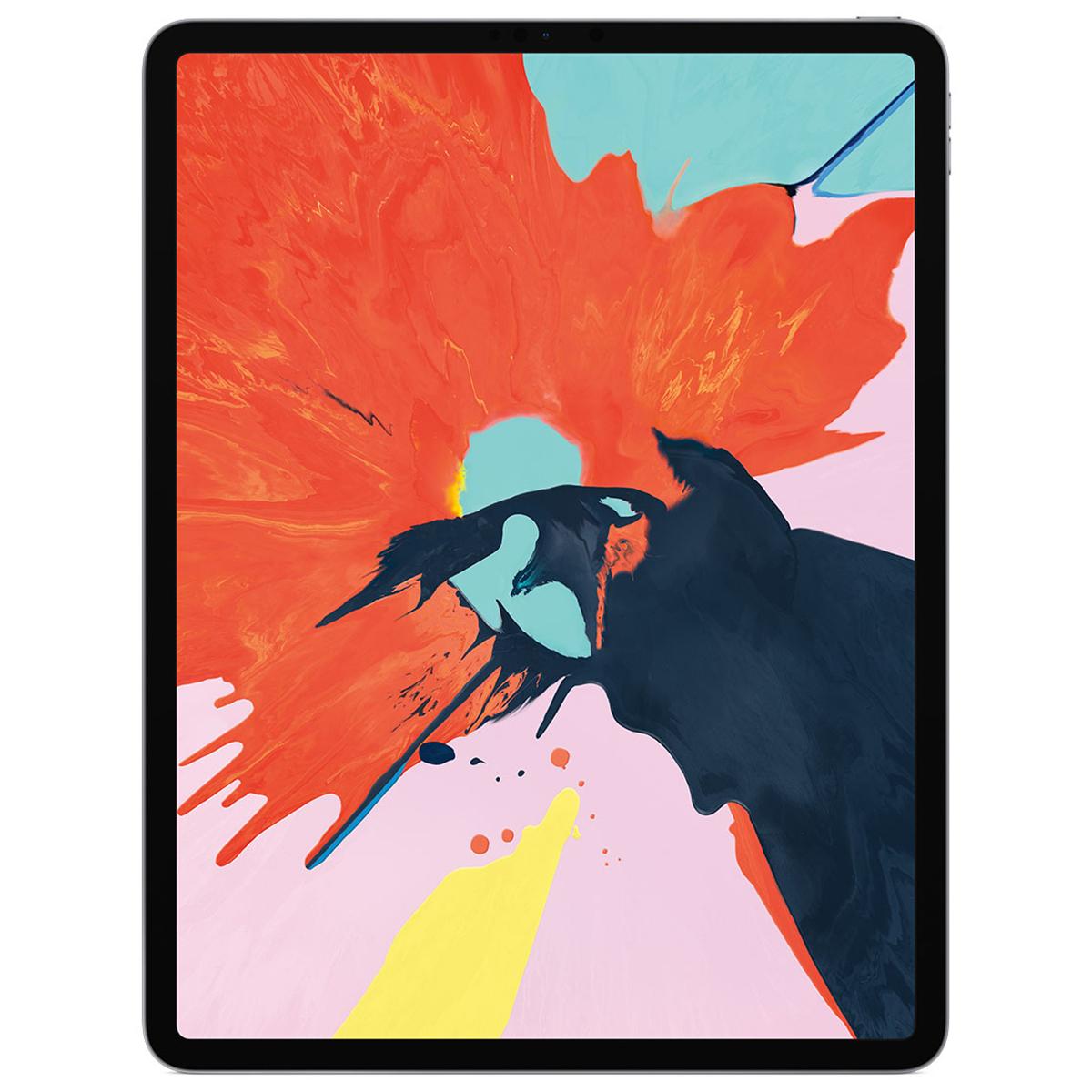 OfficeDepot: iPad Pro Apple MTEL2LZ/A / 12.9 Pulg. / 64gb / Chip A12X Bionic / iOS 12 / Gris
