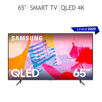 """Costco: Samsung Pantalla 65"""" QLED 4K Smart TV Paypal + Citibanamex"""