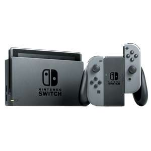 RadioShack: Nintendo Switch Grey
