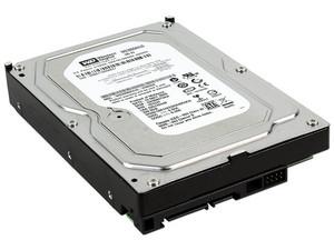 PCEL: Disco Duro Western Digital de 320 GB, Caché 8MB, 7200 RPM, SATA II 3.0 Gb/s NEW PULL