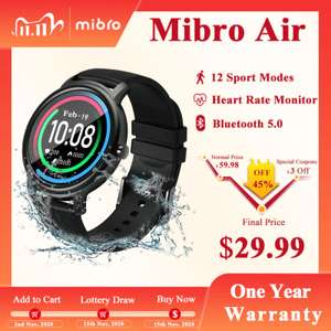 AliExpress: Xiaomi Mibro Air