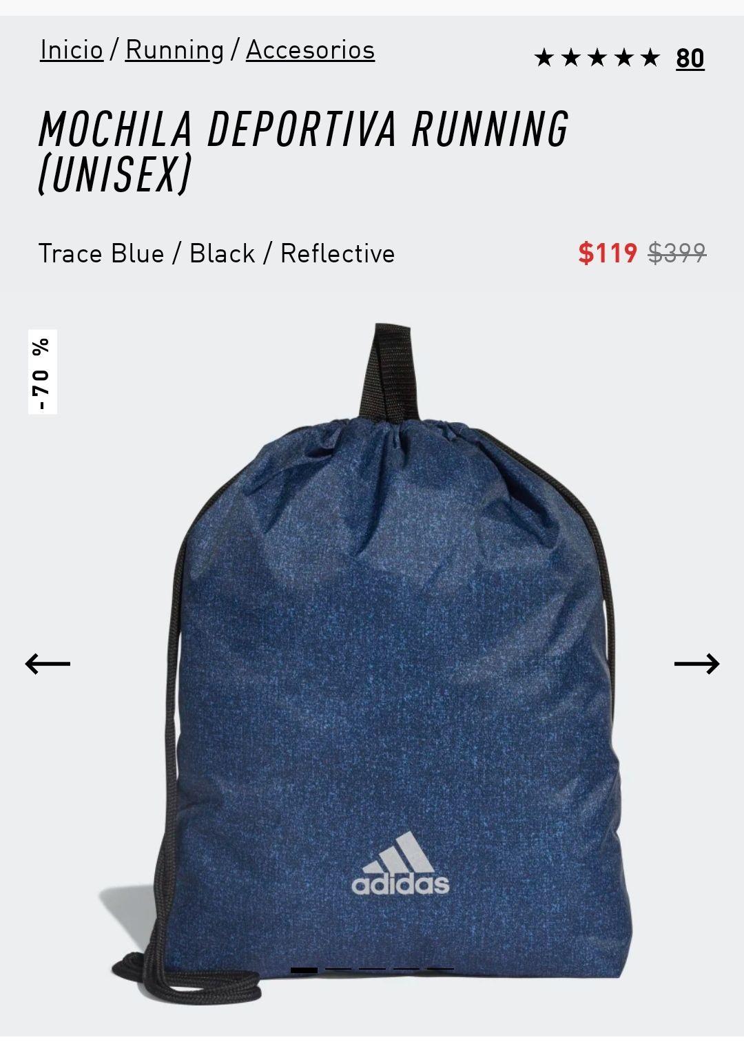 Adidas: Compilación de mochilas deportivas adidas