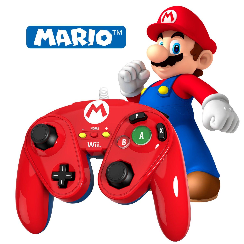 Amazon: Varios controles para Wii/Wii U a $185