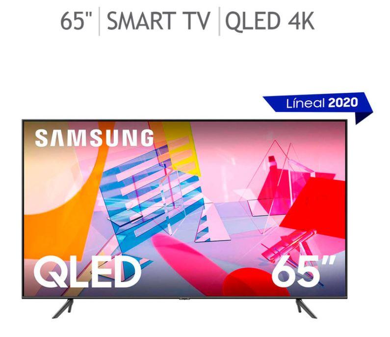"""Costco: 65"""" Samsung QLED - 3 Opciones"""