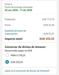 Amazon España: Xiaomi Mi 10 Lite 6GB/64GB