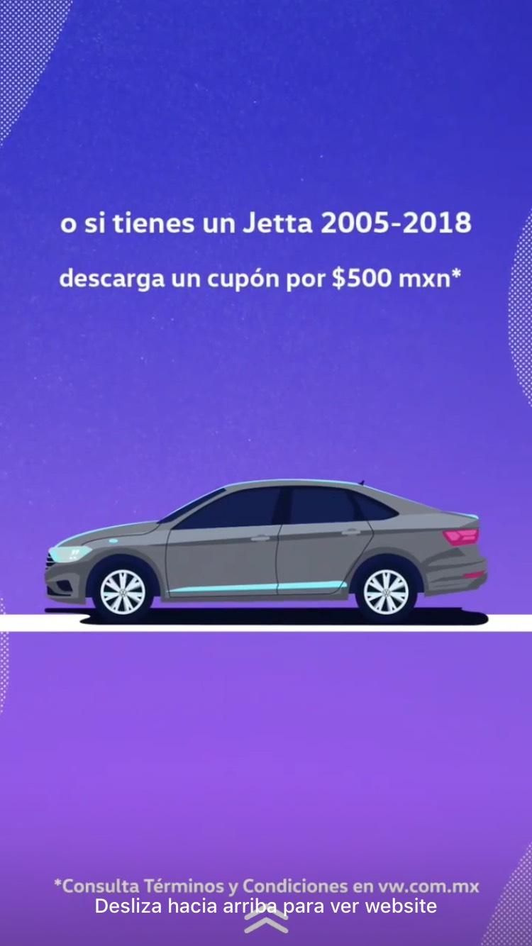 Volkswagen: Recopilación ofertas y cupones VW