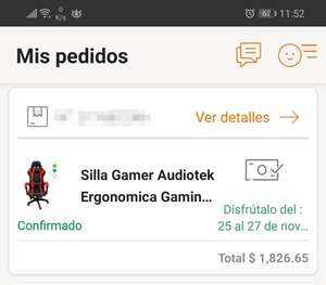 Linio: Silla Gamer Audiotek