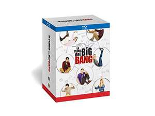 Amazon: Serie Completa The Big Bang Theory Blu-ray