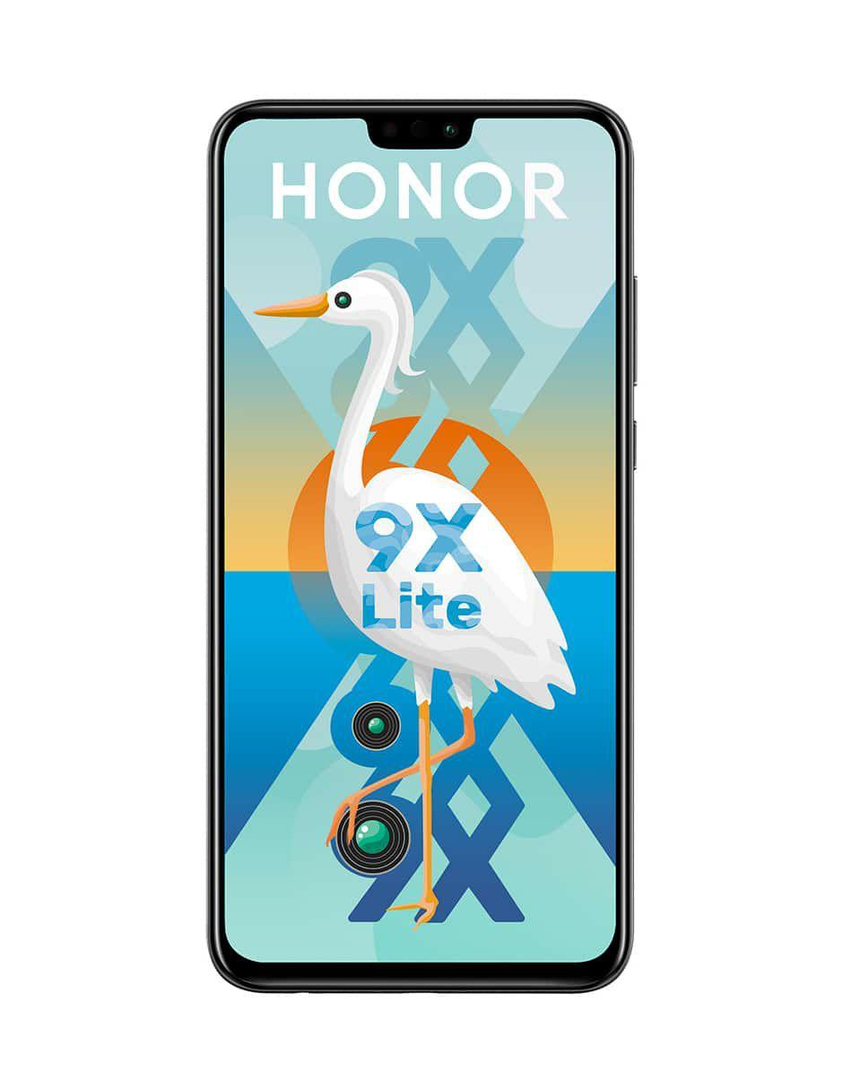Suburbia:Smartphone Honor 9X Lite Telefonia Libre 128gb (Citibanamex)