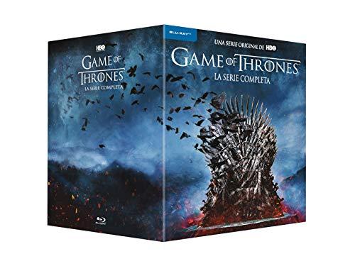 Amazon: Blu Ray Game Of Thrones All Seasons T 1-8 Precio Mas Bajo
