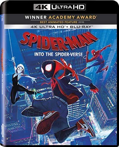 Amazon mx. Spiderman 4K