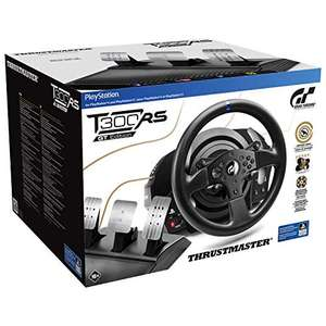 Amazon: Volante Thrustmaster T300 RS GT