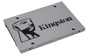 mipc.com.mx: SSD 240GB kingston uv400 500/490 mb/s sata 3 2.5""