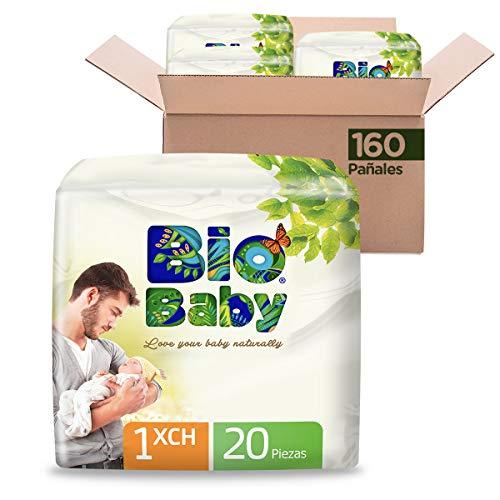 Amazon: Pañales Bio baby con mega descuento