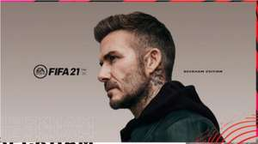 PlayStation: FIFA 21 Edición Beckham para PS4™ y PS5™