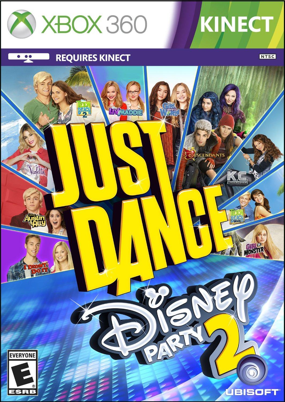 Amazon: Just Dance Disney Party 2 para Xbox 360, Wii U y Wii