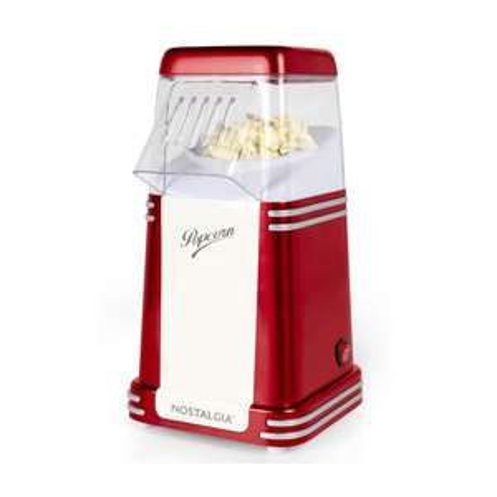 Best Buy: Nostalgia - Máquina mini para hacer palomitas estilo Vintage - Rojo