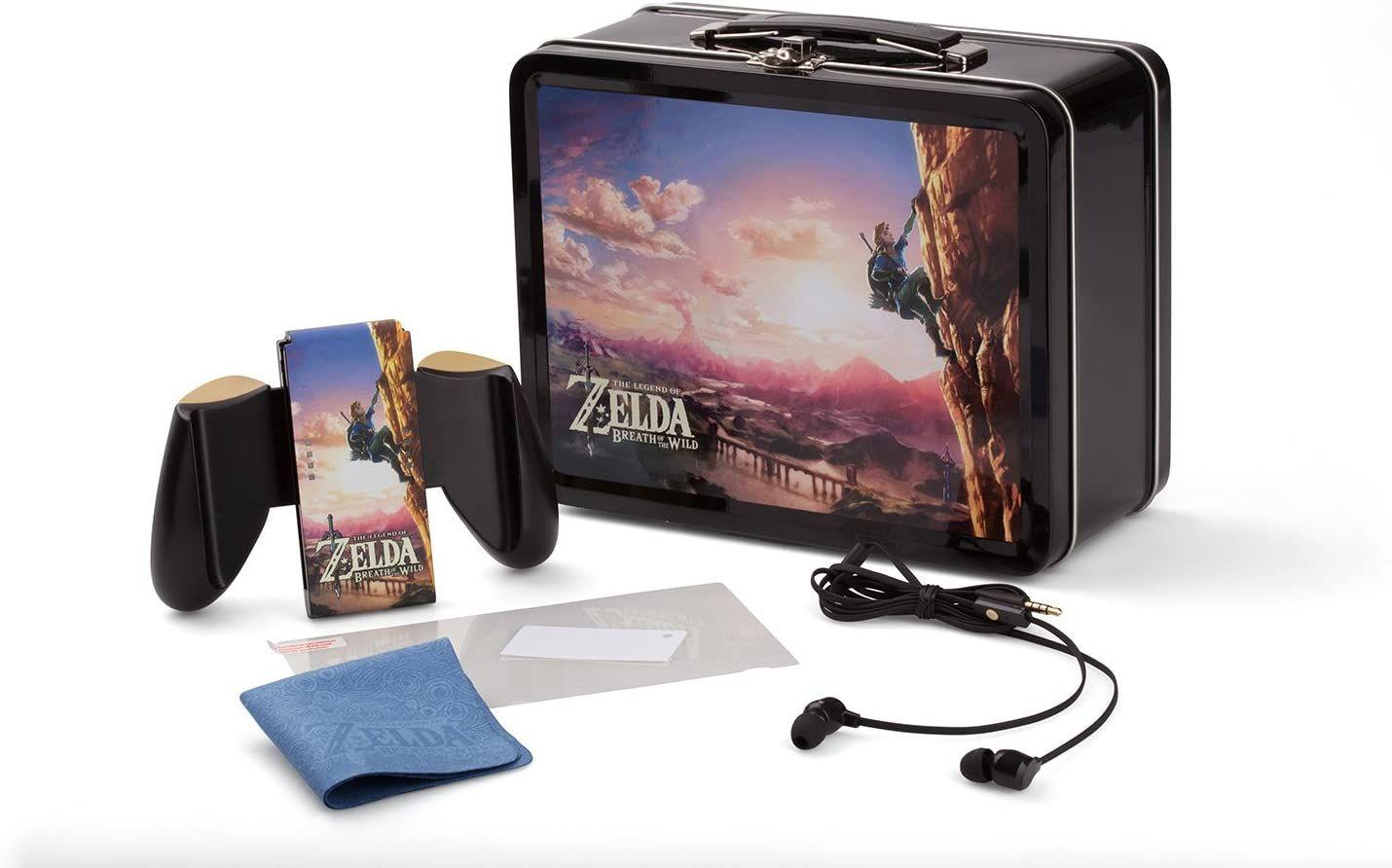 Amazon: Lunchbox Kit for Nintendo Switch.