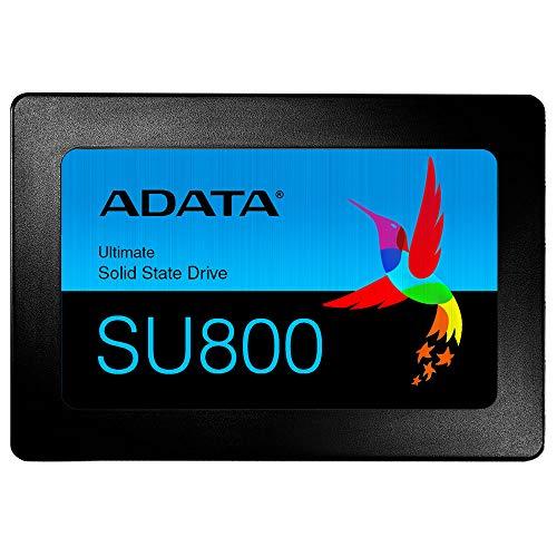 Amazon: Unidad de Estado Solido ADATA SSD SU800 512 GB