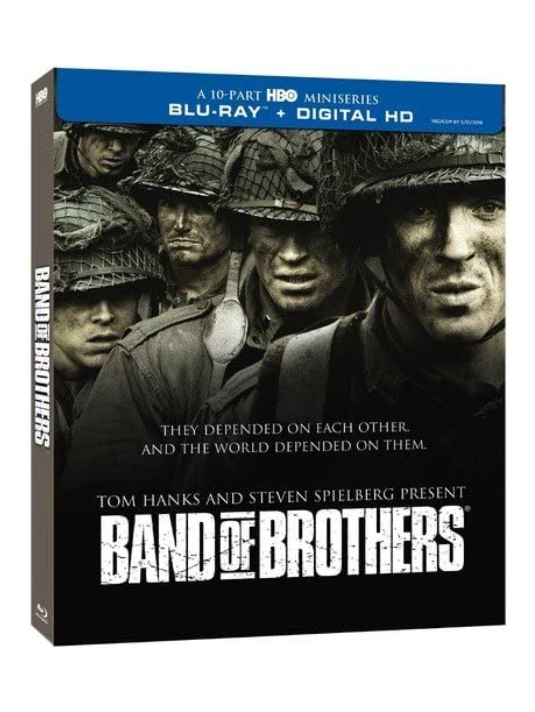Amazon: serie Band of Brothers en blu-ray