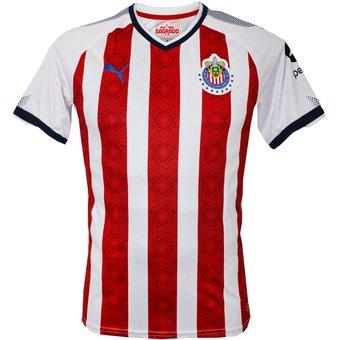 Linio: Jersey Puma Chivas Local 17-18